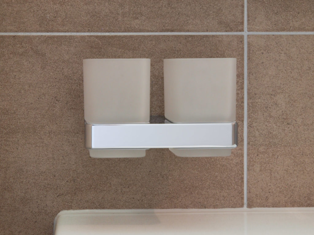 Salle de douche standard