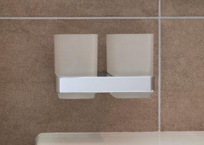 Carrelage de salle de bain dans un logement à Salavaux
